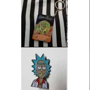 Other - Rick and Morty Pin Bundle